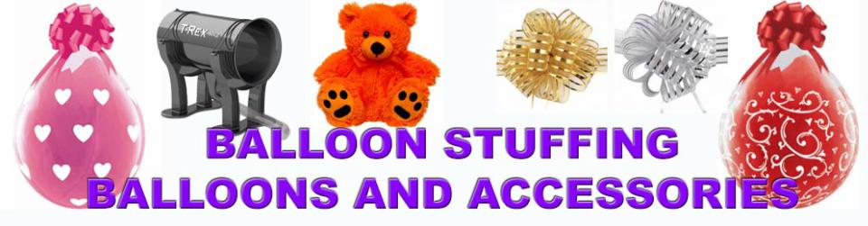 Stuffing Balloons Supplies Sparkle Lites Australia