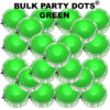 50 Green Party Dots® 50 pack