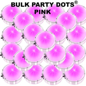 50 Pink Party Dots® 50 pack