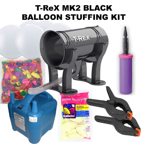T-ReX MK2 Black Deluxe KIT