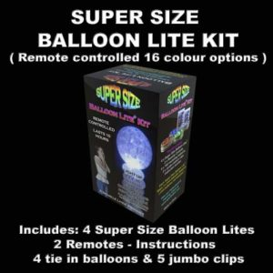 Super Size Balloon Lite® Kit