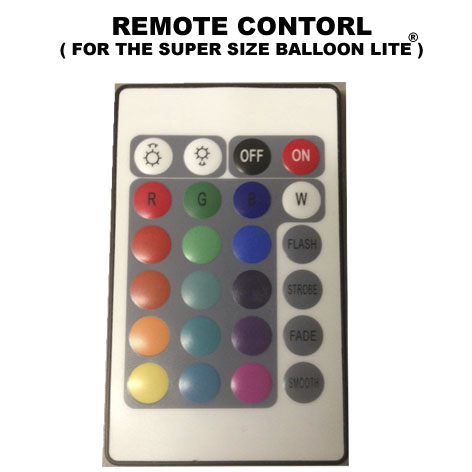 Remote for Super Size Balloon Lite®