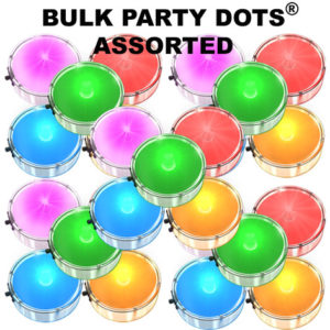 50 Assorted Party Dots® 50 pack