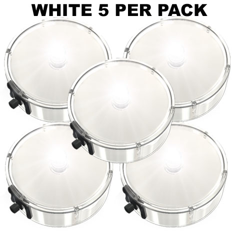 White Party Dots® 5 pack x 4