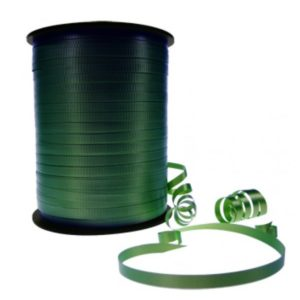 Green 8mm Wide Curling Ribbon