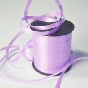 Lavender Wide 8mm Curling Ribbon