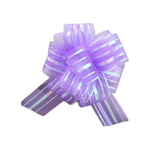 Light Purple Pull Bow