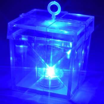 Blue L.E.D. Sparkle Weight