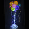 1 Multic Sparkle Balloon Topiary D.I.Y