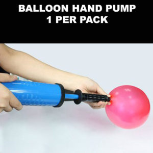 Balloon Hand Pump