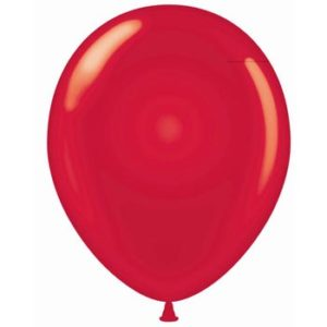 RED 28cm Latex Balloons 100 BAG