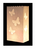 Luminary Bag Butterflies 10 PACK