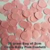 Baby Pink Confetti 30 gram bag