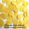 Lemon Confetti 30 gram bag