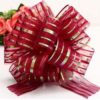 Deep Red Pull Bow