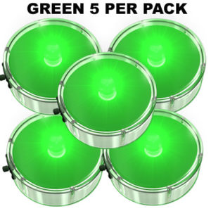 Green Party Dots® 5 pack x 4