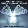 White Butterfly 5 pack