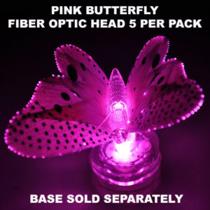 Pink Butterfly 5 pack