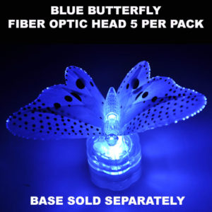 Blue Butterfly 5 pack