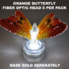 Orange Butterfly 5 pack