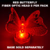 Red Butterfly 5 pack