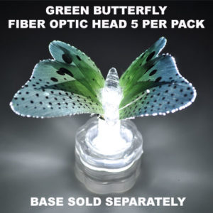 Green Butterfly 5 pack