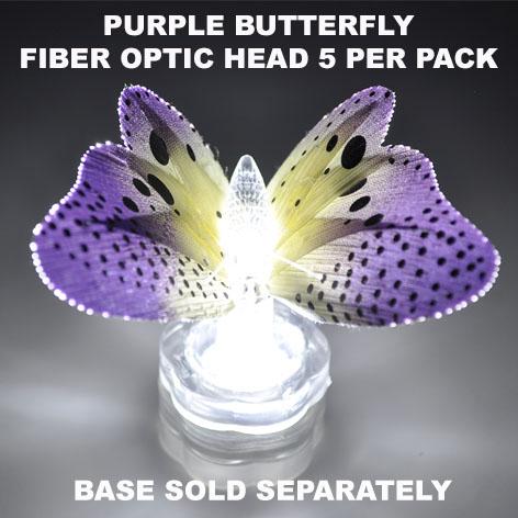 Purple Butterfly 5 pack