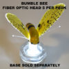 Yellow Bumble Bee 5 pack