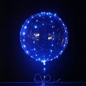 blue bobo lights