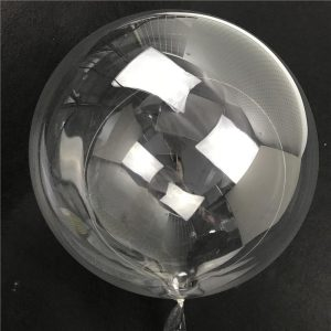 clear bobo balloon 20 pack